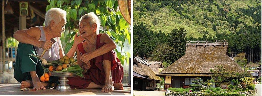 Misteri i fshatit më jetëgjatë në Japoni